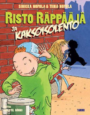 Risto Rappaaja: kirjasarja
