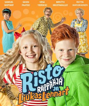 Risto Räppääjä: Liukas Lennart